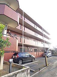 柚の木マンション[3階]の外観