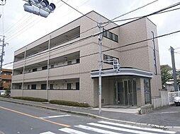 大阪府高槻市大蔵司2丁目の賃貸マンションの外観