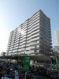 高見フローラルタウン五番街46号棟[8階]の外観