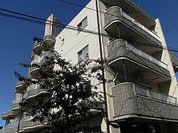 東京都府中市矢崎町3丁目の賃貸マンションの外観