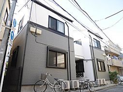 東京都足立区千住元町の賃貸アパートの外観