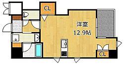 マ・メゾン[4階]の間取り
