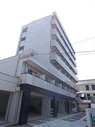 京都府京都市東山区福稲御所ノ内町の賃貸マンションの外観