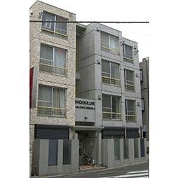 モデュロール中野新橋[0301号室]の外観