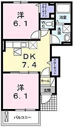 大塩駅 4.8万円