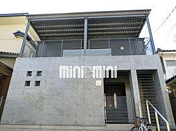 M・Kフラッツ[2階]の外観
