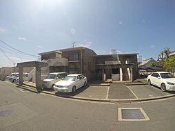 大阪府池田市畑1丁目の賃貸マンションの外観
