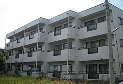 サンフリーゼW棟[1階]の外観