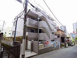 東京都国分寺市本多1丁目の賃貸マンションの外観