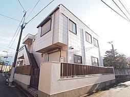 矢沢ハイツ[1階]の外観