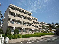 神奈川県川崎市宮前区馬絹の賃貸マンションの外観