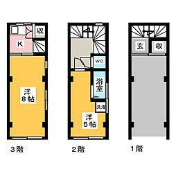 稲荷町駅 12.0万円