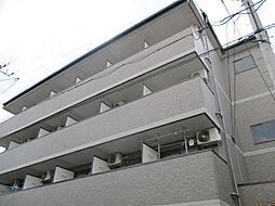 大阪府寝屋川市池田旭町の賃貸マンションの外観