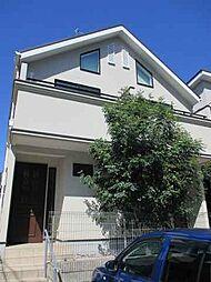 [テラスハウス] 東京都国立市東4丁目 の賃貸【/】の外観