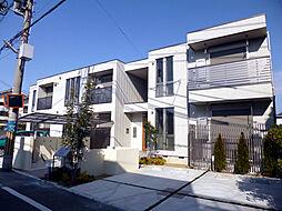 大阪府堺市西区上野芝向ヶ丘町6丁の賃貸アパートの外観