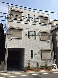 ヴィラASAKUSA[3階]の外観