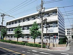 埼玉県川口市前川4丁目の賃貸マンションの外観
