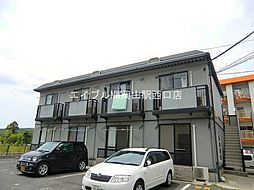 岡山県岡山市南区妹尾丁目なしの賃貸アパートの外観