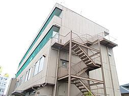 大阪府寝屋川市池田中町の賃貸マンションの外観