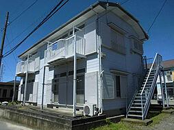 神奈川県秦野市堀西の賃貸アパートの外観