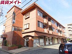 シャトー浜田[2階]の外観