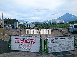 静岡県富士市長通の賃貸アパートの外観
