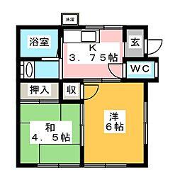 上星川駅 5.8万円