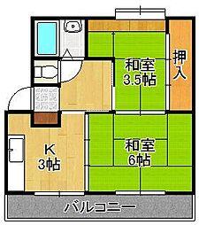南小倉駅 2.8万円