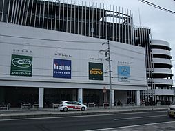 仮)D-room東静岡[5階]の外観