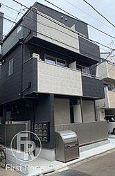 京急空港線 穴守稲荷駅 徒歩3分の賃貸アパート
