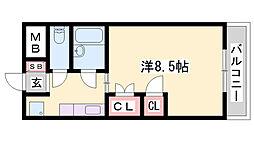 野里駅 3.6万円