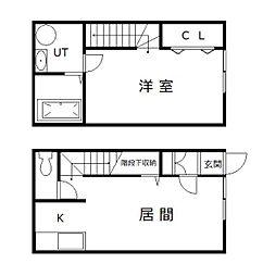 FT−III[703号室]の間取り