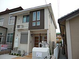 東京都武蔵村山市本町2丁目の賃貸アパートの外観