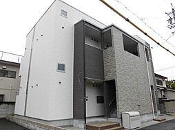ハーモニーテラス山田[2階]の外観