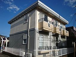神奈川県横浜市保土ケ谷区上星川3丁目の賃貸アパートの外観