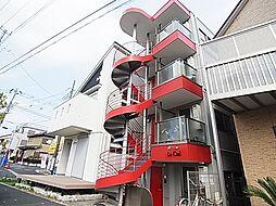 ル・シエル西新井[4階]の外観