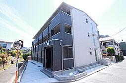 横浜市営地下鉄ブルーライン 片倉町駅 徒歩14分の賃貸アパート