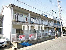 春栄荘[2階]の外観