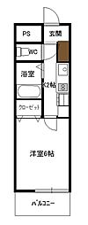 楽々園駅 3.7万円