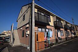 CASA弥富A棟[1階]の外観
