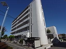 兵庫県明石市小久保6丁目の賃貸マンションの外観