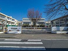 東村山市立久米川小学校 708m