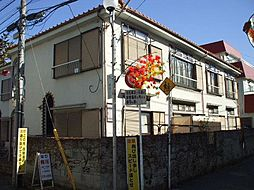 昭明ハイツA棟[201号室]の外観