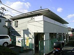 グリ−ンセフィラB[2階]の外観