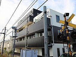神奈川県川崎市多摩区菅5丁目の賃貸マンションの外観