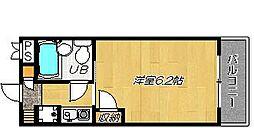 アーバンネストヨシダ[2階]の間取り
