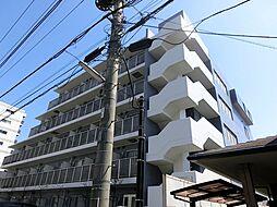 白樺マンション[2階]の外観