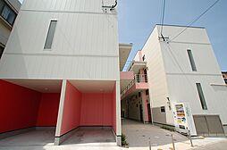 ソル箱崎[2階]の外観