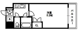 Sプラウタウン[1階]の間取り