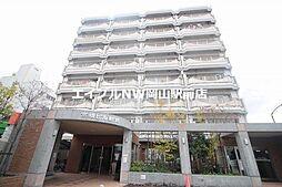 岡山県岡山市北区天瀬丁目なしの賃貸マンションの外観